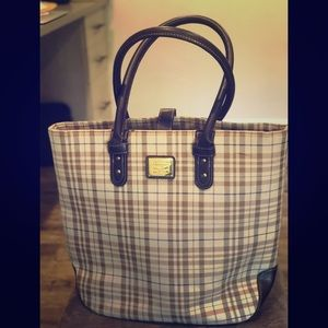 Liz Claiborne Travel Tote - Large